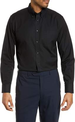 Nordstrom Smartcare(TM) Traditional Fit Pinpoint Dress Shirt