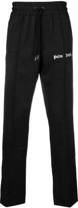Palm Angels drawstring track trousers