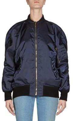 Balenciaga Reversible Bomber Jacket