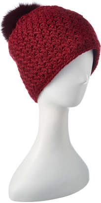 Surell Fleece-Lined Knit Beanie