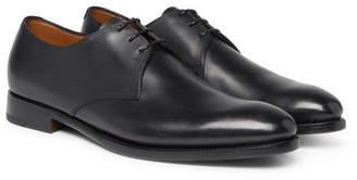 Ralph Lauren Purple Label Dalvin Leather Derby Shoes