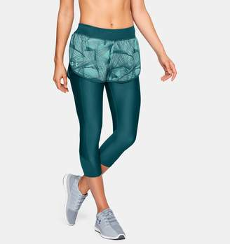 Under Armour Women's UA Armour Fly Fast Printed Shapri