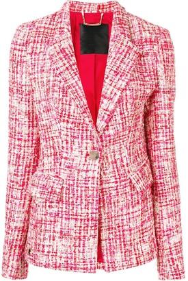 Philipp Plein tweed jacket