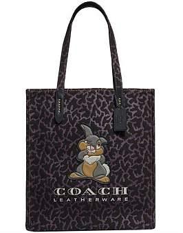 Coach Disney X Thumper Tote