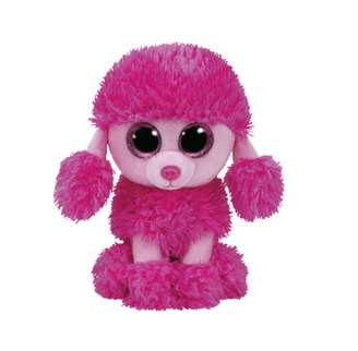 Pink Poodle Ty TY - Patsy the Small)