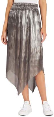 Sass & Bide Gold Crush Skirt