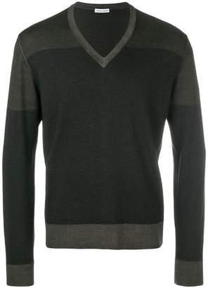 Tomas Maier overdyed fine merino sweater
