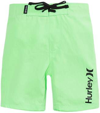 Hurley Toddler Boy Heathered One & Only Board Shorts