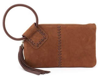 Hobo Tobacco Sable Wristlet