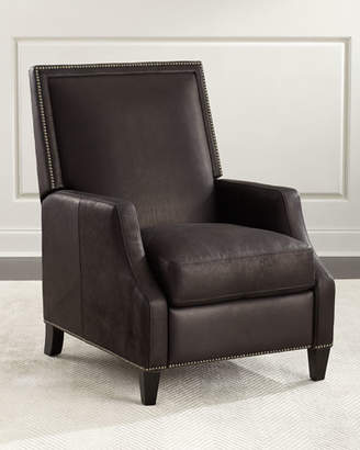 Bernhardt Fallon Leather Recliner