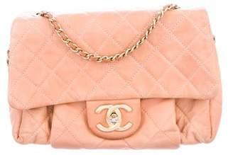 Chanel Coco Pleats Crossbody Bag