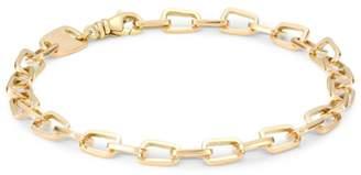 Pop Top 18K Gold Cut Out Bracelet