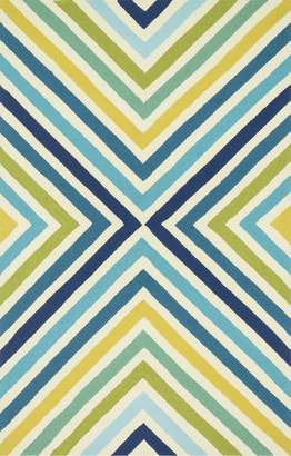 Lulu & Georgia Palak Indoor/Outdoor Rug, Beach