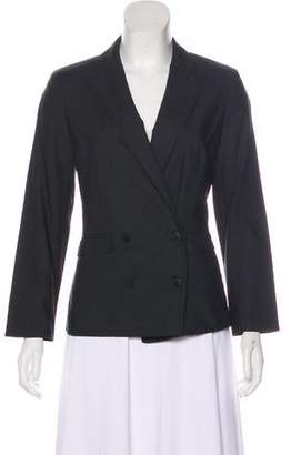 Rag & Bone Wool-Blend Button-Up Blazer