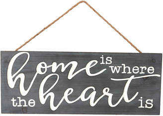 Crystal Art Gallery Home Is Where The Heart Is Wall Art