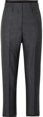 Golden Goose Golden Twill Straight-leg Pants - Navy
