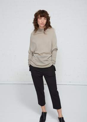 Rick Owens Cashmere Crater Knit