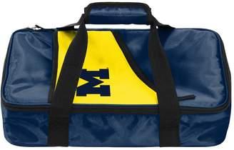 NCAA Logo Brand Michigan Wolverines Casserole Caddy