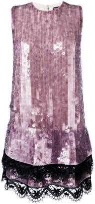 Tom Ford (トム フォード) - Tom Ford スパンコール装飾 シフトドレス