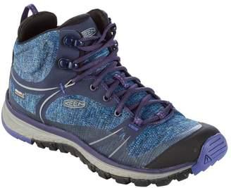 L.L. Bean L.L.Bean Women's Keen Terradora Waterproof Hiking Boots, Mid