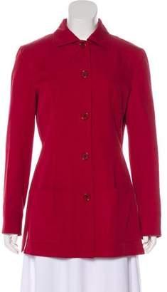 Dolce & Gabbana Collared Lightweight Jacket