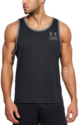Under Armour Men's Stacked Logo Tee