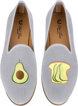 Del Toro M'O Exclusive: Avocado & Toast Slipper