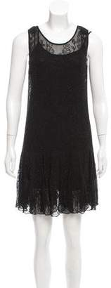 Polo Ralph Lauren Embellished Mini Dress