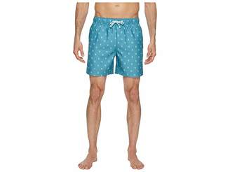 Original Penguin Penguin Print Swim Trunk Men's Swimwear