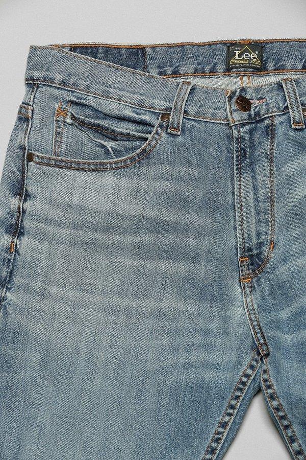 Lee Type Z 3 Year Fade Skinny Jean