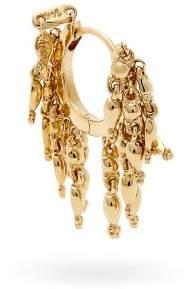 Maria Tash - Gold Chain Tassel Single Earring - Womens - Gold