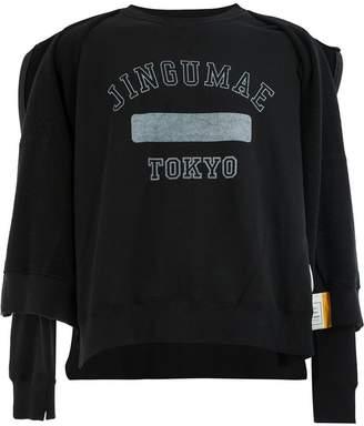 Miharayasuhiro A01PO592 BLACK Cotton