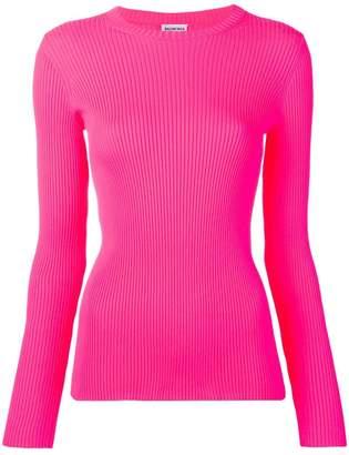Balenciaga Oversoft Fluffy Crewneck sweater