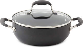 Anolon Advanced Hard-Anodized Nonstick 3.5-Covered Chef's Casserole & Lid