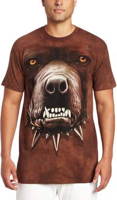 The Mountain Zombie Pit Bull Face T-Shirt