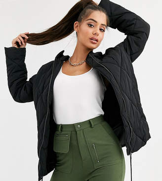 Asos Tall DESIGN tall ultimate puffer