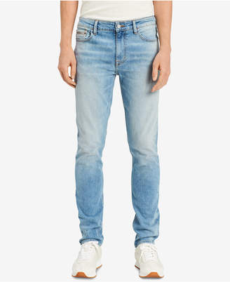 Calvin Klein Jeans Men's Roxy Skinny Fit Stretch Jeans