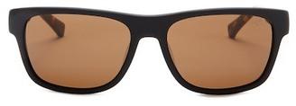 Kenneth Cole Reaction Men's Rectangular Sunglasses $98 thestylecure.com