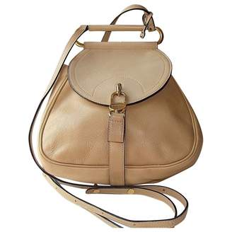 Delvaux Leather backpack