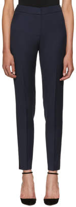 Pallas Navy Erakis Cigarette Trousers