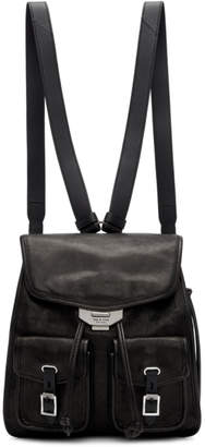 Rag & Bone Black Small Field Backpack