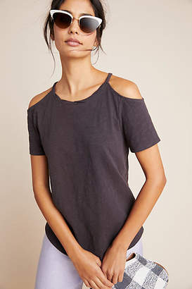 Maeve Turner Open-Shoulder Top