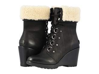 Sorel After Hourstm Lace Shearling
