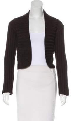 Rick Owens Wool Knit Sweater
