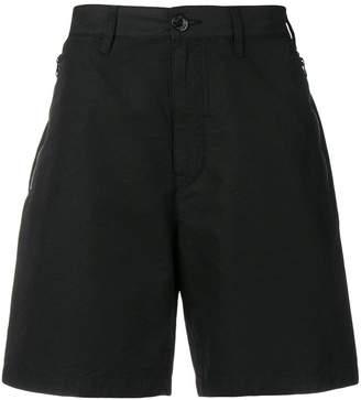 Stone Island Shadow Project tailored bermuda shorts