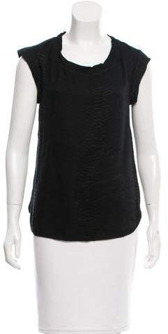 3.1 Phillip Lim 3.1 Phillip Lim Sleeveless Patterned Top