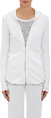 ATM Anthony Thomas Melillo Women's Cotton French Terry Hoodie $225 thestylecure.com