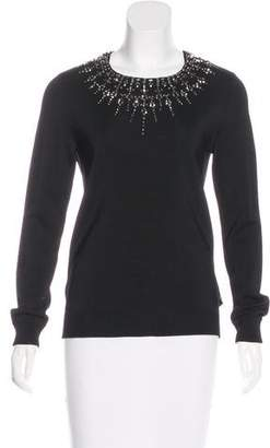 Herve Leger Ane Embellished Top w/ Tags