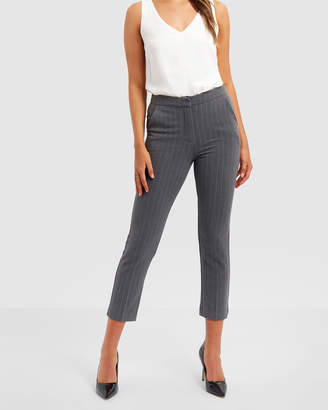 Forcast Marilyn Striped Pants