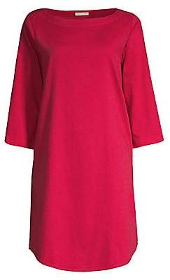 Eileen Fisher Women's Organic Twill Tunic Dress